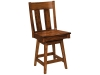 Rochelle Swivel Bar Stool-FN