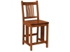 Centennial Stationary Bar Stool-FN