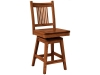 Centennial Swivel Bar Stool-FN