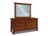 JRA-068 Artesa Dresser w/Mirror-JRA-046-JR