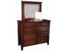 Ashton Mule Dresser: AD509M with Mirror-SC