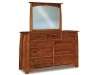 Boulder Creek: JRBC-069-Dresser w/Mirror-JRBC-030-JR