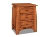 Boulder Creek: JRBC-021-5 Nightstand-JR