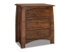 Boulder Creek: JRBC-027-3-5 Nightstand-JR
