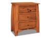 Boulder Creek: JRBC-027-3 Nightstand-JR