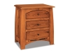 Boulder Creek: JRBC-027-5 Nightstand-JR