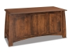 Boulder Creek: JRBC-044-1-5 Blanket Chest-JR