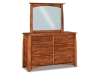 Boulder Creek: JRBC-057-1 Dresser: JRBC-030 Mirror-JR