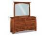 Boulder Creek: JRBC-059-1-4 Dresser: JRBC-030 Mirror-JR
