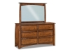 Boulder Creek: JRBC-063 Dresser: JRBC-045 Mirror-JR