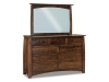 Boulder Creek: JRBC-065-5 Dresser: JRBC-045 Mirror-JR