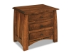 Boulder Creek: JRBC-025 Nightstand-JR