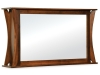 Caledonia 2-Way Flat Screen TV Mirror-CL-30TV MR-SM
