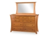 Caledonia Dresser: CL-6610D with Mirror-SM