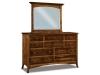 Carlisle Dresser: JRC-066-Mirror: JRC-030-JR