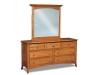 Carlisle Dresser: JRC-072-Mirror: JRC-048-JR
