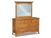 Carlisle Dresser: JRC-059- Mirror: JRC-048-JR