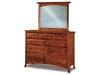 Carlisle Dresser: JRC-057-Mirror: JRC-030-JR