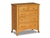 Carlisle Chest: JRC-032-1-JR