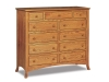 Carlisle Double Chest: JRC-055-JR