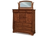 Chippewa Sleigh Chest: JRCS-051- Mirror: JRO-038-JR