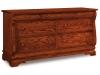 Chippewa Sleigh: JRCS-068 Dresser-JR