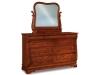 Chippewa Sleigh: JRCS-069 Dresser: JRCS-048-3 Mirror-JR