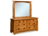 CB-677D Colebrook Dresser-Mirror: CB-41MR-SM