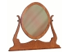 Granny Mission Oval Mirror-SC