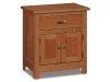 JRF-028-Flush Mission Nightstand-JR