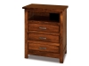 JRF-029-Flush Mission Nightstand-JR