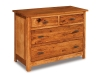 JRF-051-1 Flush Mission Dresser-JR