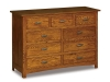 JRF-058 Flush Mission Mule Dresser-JR
