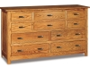JRF-066 Flush Mission Dresser-JR
