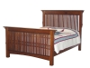 D070-Deluxe Stick Mission Bed-IT
