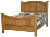 099-Bow Panel Bed-IT