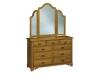 JRH-057 Hoosier Heritage Dresser-JRH 049-2 Mirror-JR