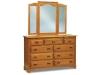 JRH-067-1 Hoosier Heritage Dresser-JR