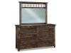 Ironwood-JRI-063 Dresser-JRI-045 Mirror-JR