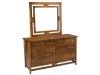 Lakota Dresser: LD6007-Mirror: LM42-SC