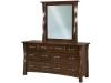Lexington Dresser: LXD6007- Mirror: LXM42-SC