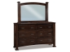 JRL-063 Lexington Dresser and JRL-045 Mirror-JR