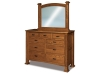 JRL-057: Lexington Dresser-Mirror: JRL-030-JR