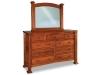 JRL-067-1 Dresser-JRL-030 Mirror-JR
