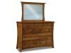Matison: JRMT-057-Dresser-JRMT-030-Mirror-JR