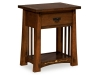MS-301D-Mesa Nightstand-SM