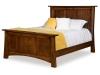 MS-Mesa Panel Bed: MS-PB-Q-SM