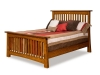 MS-Mesa Slat Bed-MS-SB-Q-SM