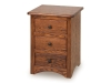 MNS-23 Mission Economy Night Stand-HO