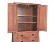 Modesto Armoire-Top Open-SM